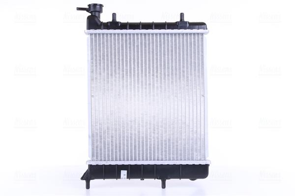 Slika NISSENS - 67022 - Hladnjak, hlađenje motora (Hlađenje)