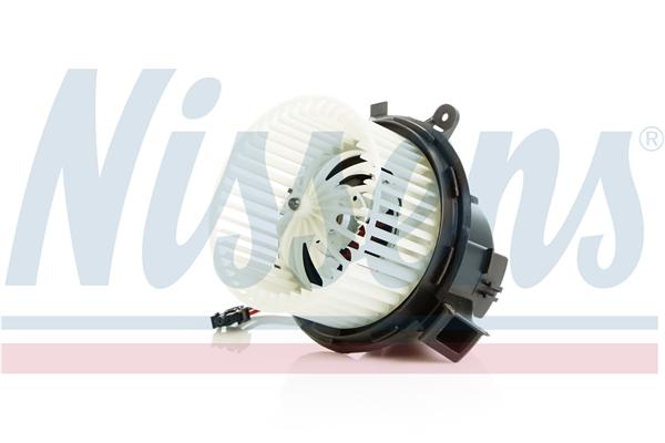 Slika NISSENS - 87109 - Ventilator kabine/unutrašnjeg prostora (Grejanje/ventilacija)