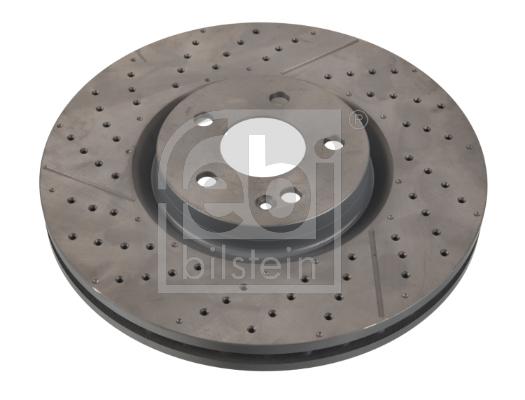 Slika FEBI BILSTEIN - 171465 - Kočioni disk (Kočioni uređaj)