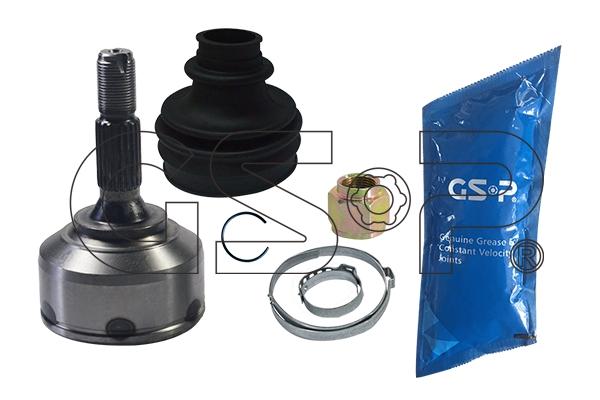 Slika GSP - 810130 - Kompletan kardan, pogonsko vratilo (Pogon točkova)