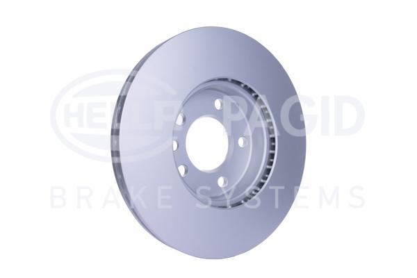 Slika HELLA PAGID - 8DD 355 109-661 - Kočioni disk (Kočioni uređaj)