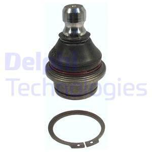 Slika DELPHI - TC2147 - Gornja/donja kugla (Vešanje točkova)