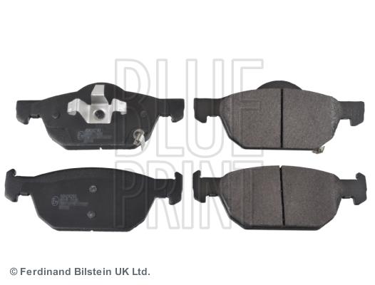 Slika BLUE PRINT - ADH24290 - Komplet pločica, disk-kočnica (Kočioni uređaj)