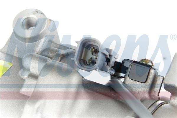 Slika NISSENS - 890044 - Kompresor, klima-uređaj (Klima-uređaj)