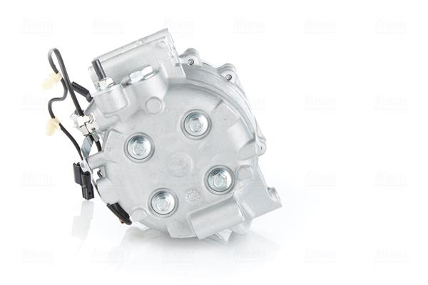 Slika NISSENS - 89246 - Kompresor, klima-uređaj (Klima-uređaj)