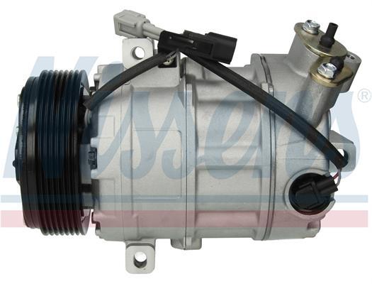 Slika NISSENS - 89392 - Kompresor, klima-uređaj (Klima-uređaj)
