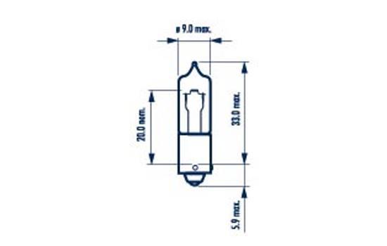 Slika NARVA - 681963000 - Sijalica, stop-svetlo (Signalni uređaji)