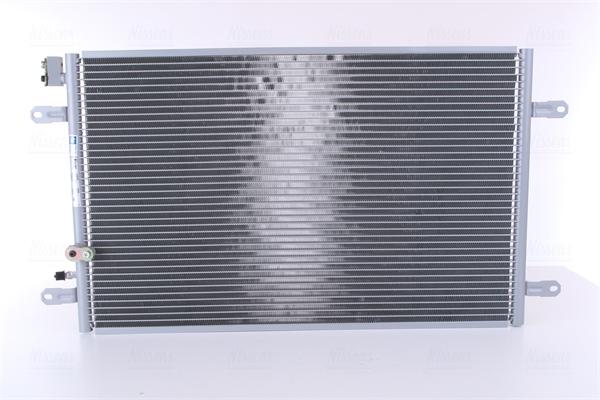 Slika NISSENS - 94695 - Kondenzator, klima-uređaj (Klima-uređaj)