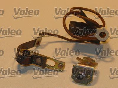 Slika VALEO - 121509 - Komplet kontakta, razvodnik paljenja (Uređaj za paljenje)