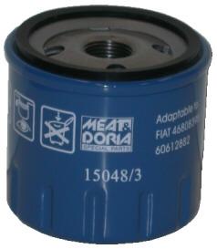 Slika MEAT & DORIA - 15048/3 - Filter za ulje (Podmazivanje)