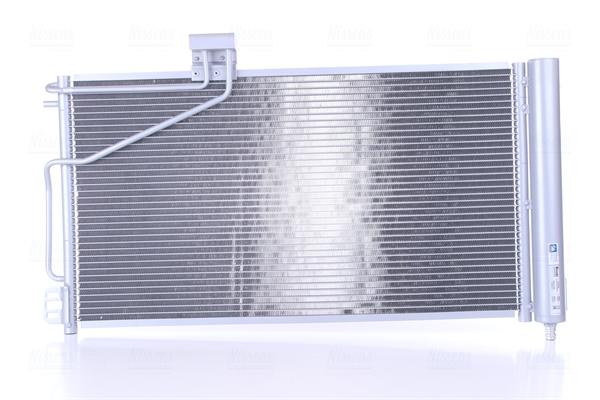 Slika NISSENS - 94544 - Kondenzator, klima-uređaj (Klima-uređaj)