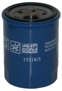 Slika MEAT & DORIA - 15318/3 - Filter za ulje (Podmazivanje)