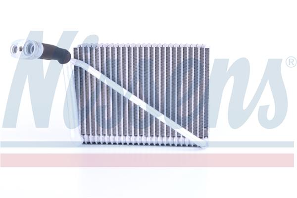 Slika NISSENS - 92272 - Isparivač, klima-uređaj (Klima-uređaj)