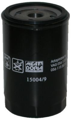 Slika MEAT & DORIA - 15004/9 - Filter za ulje (Podmazivanje)
