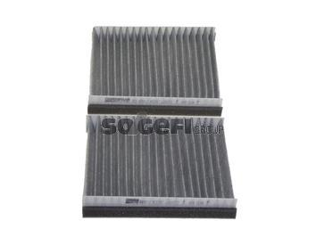 Slika CoopersFiaam - PCK8090-2 - Filter, vazduh unutrašnjeg prostora (Grejanje/ventilacija)