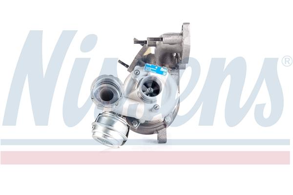 Slika NISSENS - 93135 - Kompresor, prehranjivač (Sistem za dovod vazduha)