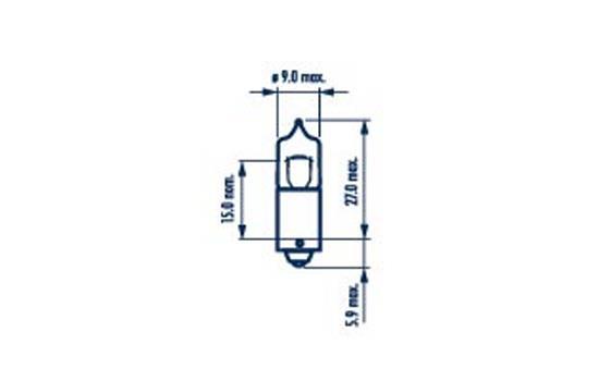 Slika NARVA - 681613000 - Sijalica, migavac (Signalni uređaji)