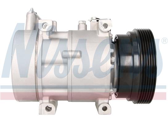 Slika NISSENS - 89148 - Kompresor, klima-uređaj (Klima-uređaj)
