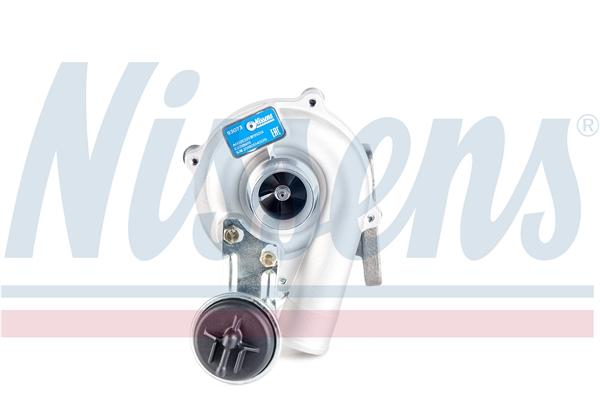 Slika NISSENS - 93073 - Kompresor, prehranjivač (Sistem za dovod vazduha)