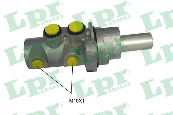 Slika LPR - 6035 - Glavni kočioni cilindar (Kočioni uređaj)