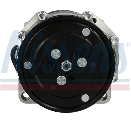 Slika NISSENS - 89040 - Kompresor, klima-uređaj (Klima-uređaj)
