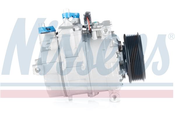 Slika NISSENS - 89052 - Kompresor, klima-uređaj (Klima-uređaj)