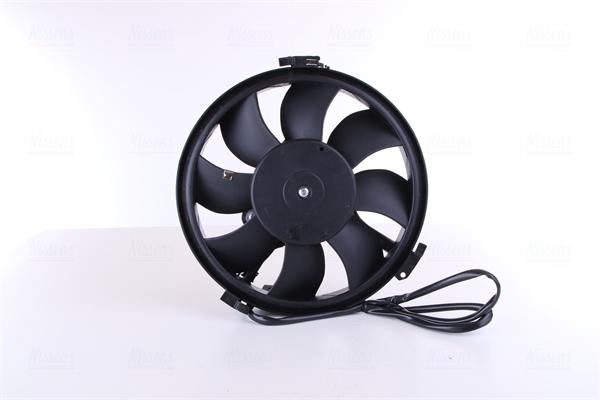 Slika NISSENS - 85547 - Ventilator, hlađenje motora (Hlađenje)