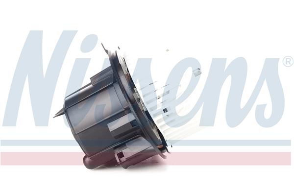 Slika NISSENS - 87294 - Ventilator kabine/unutrašnjeg prostora (Grejanje/ventilacija)