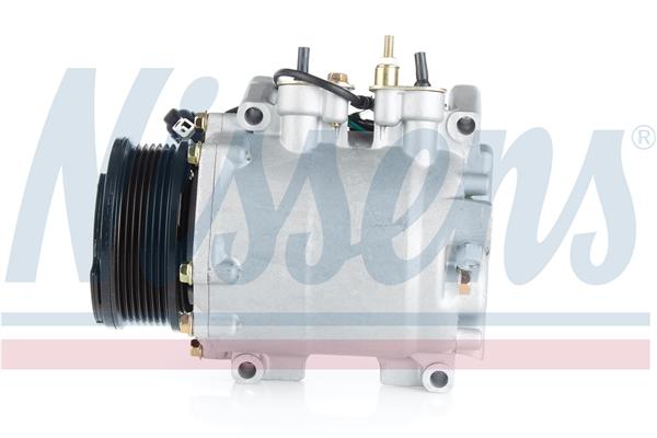Slika NISSENS - 89242 - Kompresor, klima-uređaj (Klima-uređaj)