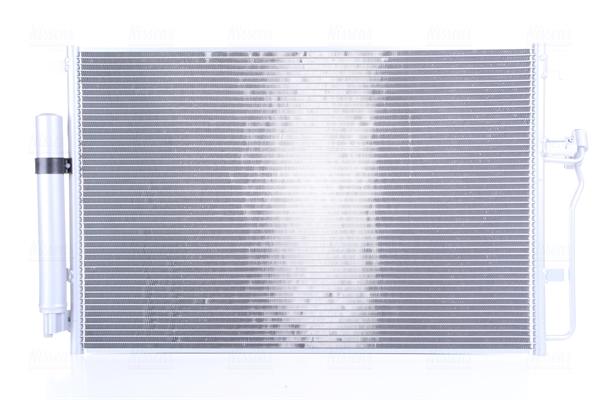 Slika NISSENS - 94917 - Kondenzator, klima-uređaj (Klima-uređaj)