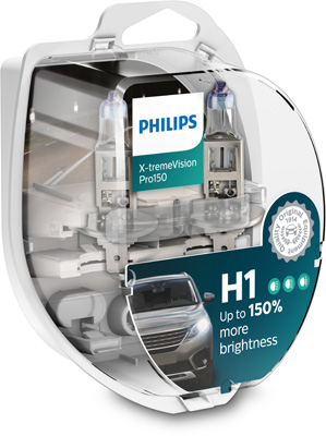 Picture of PHILIPS - 12258XVPS2 - Bulb