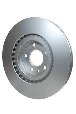 Slika HELLA PAGID - 8DD 355 101-951 - Kočioni disk (Kočioni uređaj)