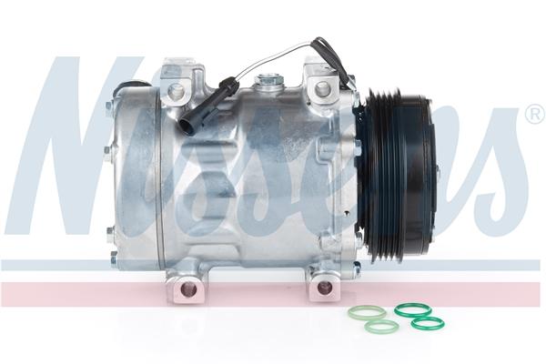 Slika NISSENS - 89347 - Kompresor, klima-uređaj (Klima-uređaj)