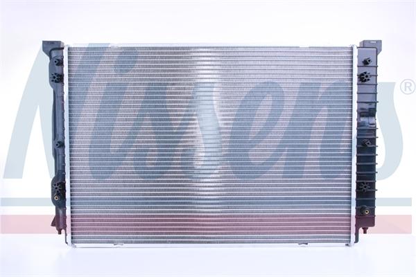 Slika NISSENS - 60329 - Hladnjak, hlađenje motora (Hlađenje)