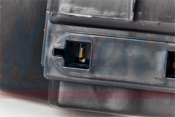 Slika NISSENS - 87241 - Ventilator kabine/unutrašnjeg prostora (Grejanje/ventilacija)