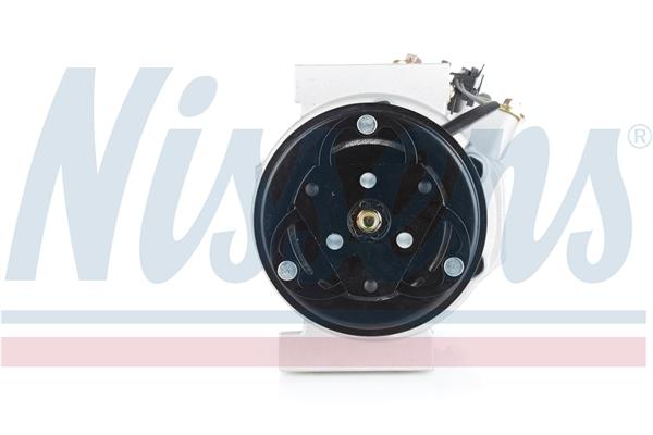 Slika NISSENS - 89313 - Kompresor, klima-uređaj (Klima-uređaj)
