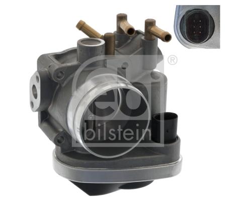 Slika FEBI BILSTEIN - 100773 - Kućište leptira karburatora (Sistem za dovod vazduha)