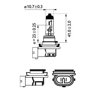 Picture of PHILIPS - 12362XVPB1 - Bulb