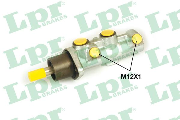 Slika LPR - 6794 - Glavni kočioni cilindar (Kočioni uređaj)