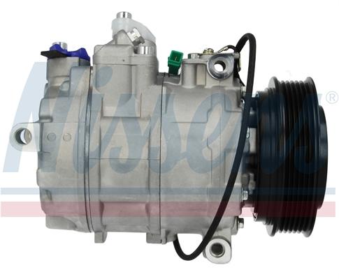 Slika NISSENS - 89054 - Kompresor, klima-uređaj (Klima-uređaj)