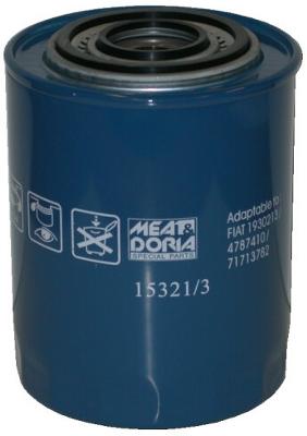 Slika MEAT & DORIA - 15321/3 - Filter za ulje (Podmazivanje)