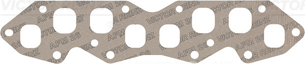 Slika VICTOR REINZ - 71-25357-10 - Zaptivka, usisna/izduvna grana (Glava cilindra)