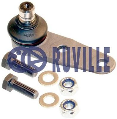 Slika RUVILLE - 915420 - Gornja/donja kugla (Vešanje točkova)