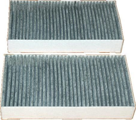 Slika MEAT & DORIA - 17293K-X2 - Filter, vazduh unutrašnjeg prostora (Grejanje/ventilacija)