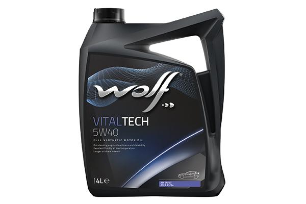 Slika WOLF - 8311192 - Ulje za motor (Hemijski proizvodi)
