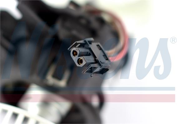 Slika NISSENS - 87117 - Ventilator kabine/unutrašnjeg prostora (Grejanje/ventilacija)