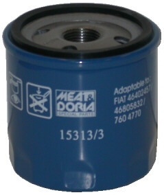 Slika MEAT & DORIA - 15313/3 - Filter za ulje (Podmazivanje)