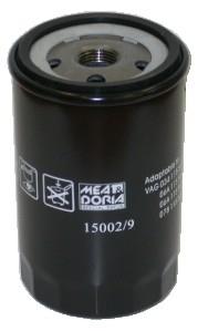 Slika MEAT & DORIA - 15002/9 - Filter za ulje (Podmazivanje)