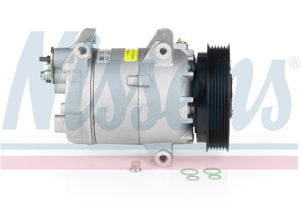 Slika NISSENS - 89072 - Kompresor, klima-uređaj (Klima-uređaj)