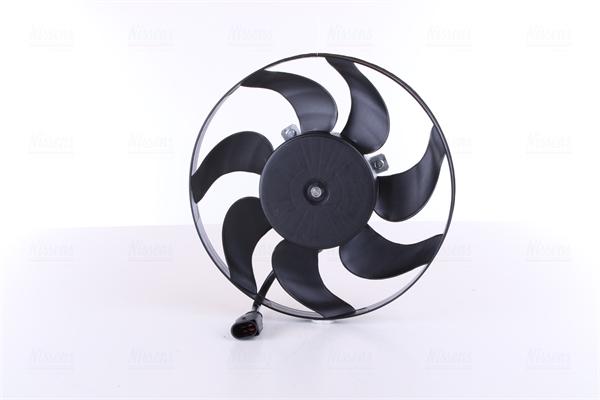 Slika NISSENS - 85733 - Ventilator, hlađenje motora (Hlađenje)